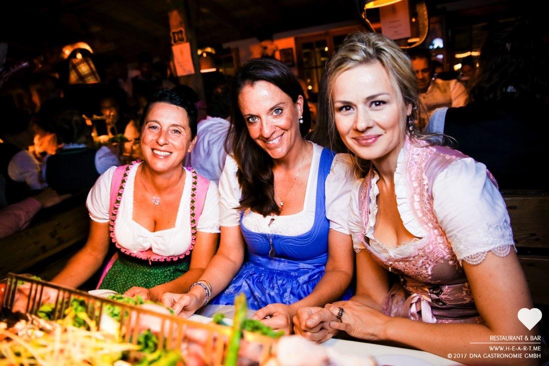 Hearthouse Bergfest - Käfer Wiesn-Schänke - HEART