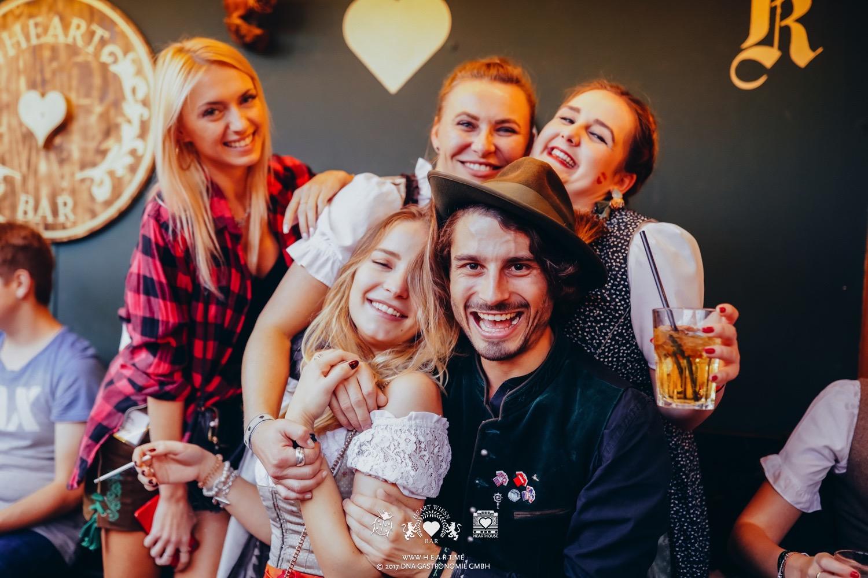 HEART Wiesn Bar in der Käfer Wiesn-Schänke – Wiesn 2017