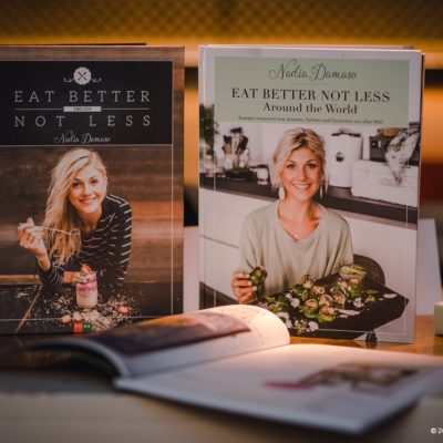 Eat better not less - Nadia Damaso