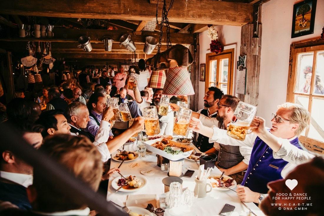 HEART Wiesn Bar in der Käfer Wiesn-Schänke – Wiesn 2018